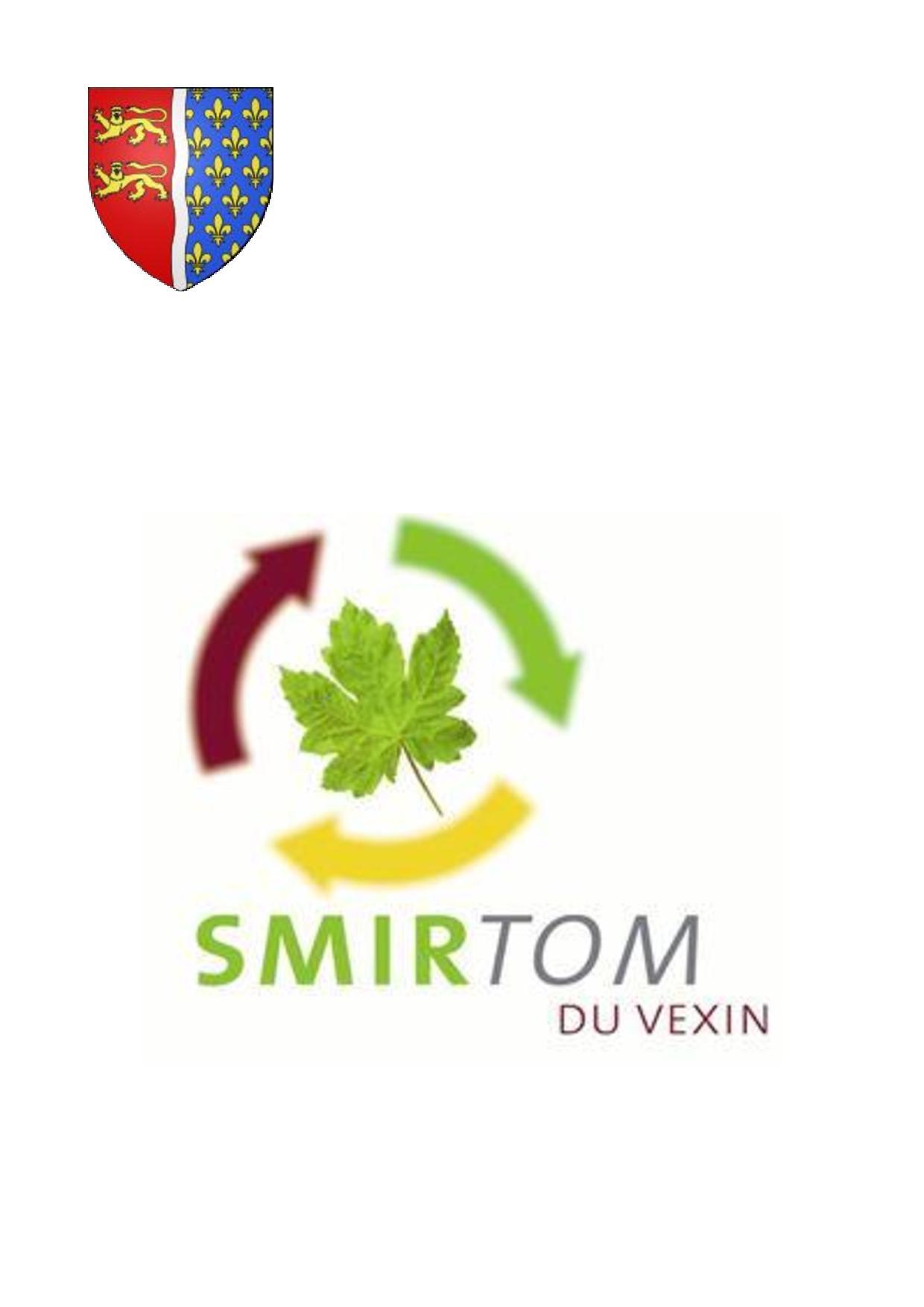 Smirtom Du Vexin Calendrier 2021 Calendrier SMIRTOM   Saint Clair sur Epte